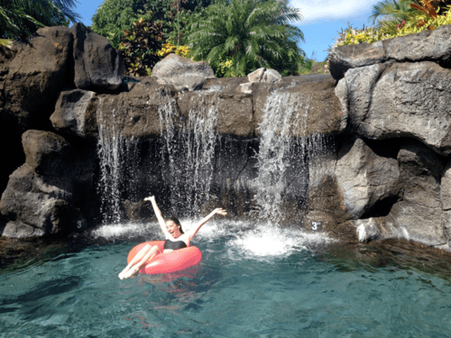 family vacation at koloa landing resort on kauai