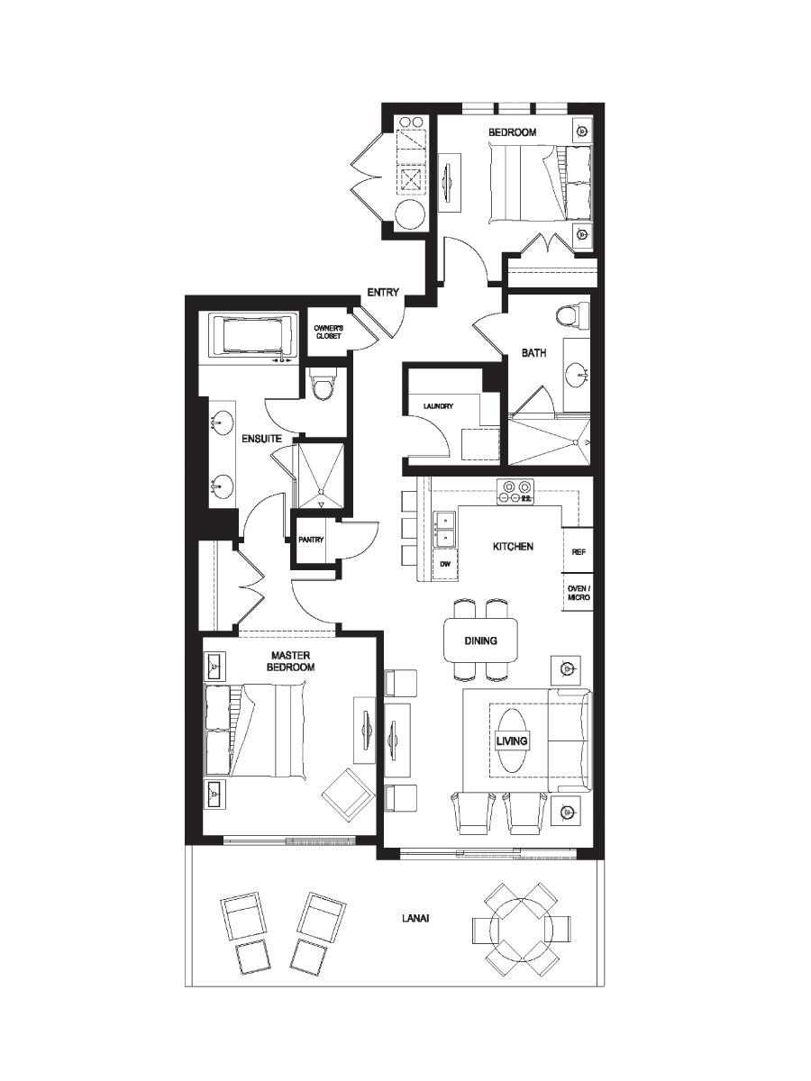 View Floor Plan B2